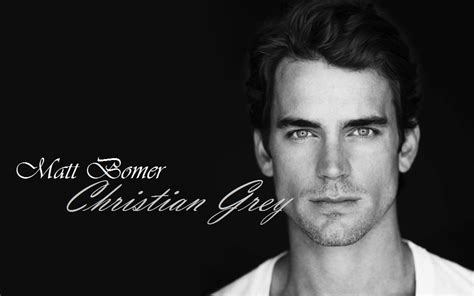 how to be like christian grey matt bomer still leading the charts for christian grey