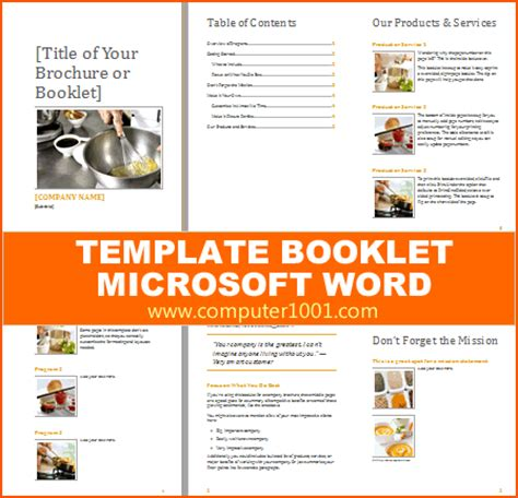 cd booklet template word 2010 booklet template microsoft word 2 easy ways to make a