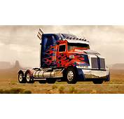 Truck Optimus Prime Wallpaper  All About Gallery Car