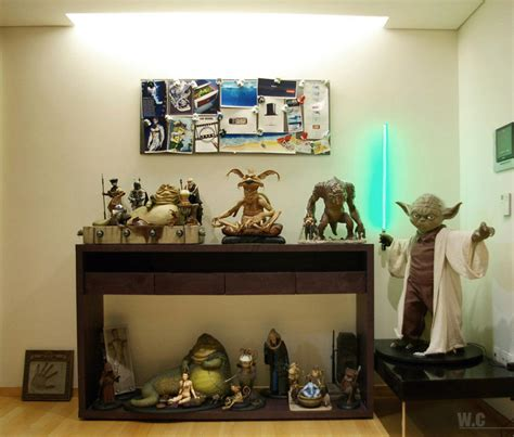 collectible home decor ultimate star wars room decor