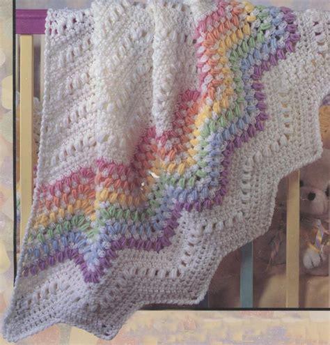 Crochet Ripple Baby Blanket Pattern by Crochet Baby Ripple Patterns Pakbit For