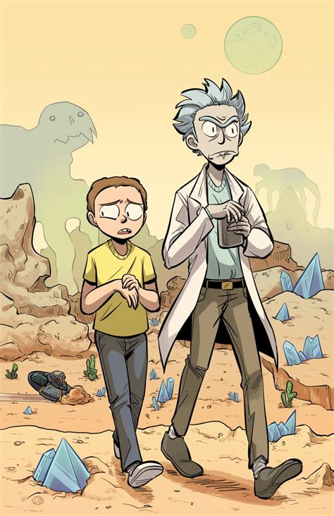 rick and morty fans 36 rick mortys like you ve never seen them dorkly post
