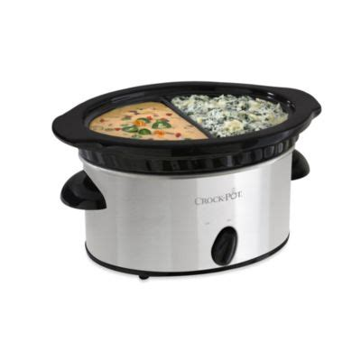 slow cooker bed bath and beyond buy crock pots from bed bath beyond