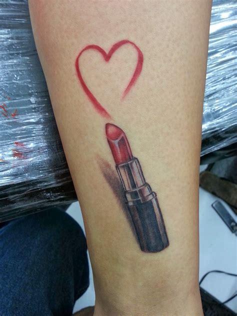 tattoo lipstick 3d lipstick inkspiration