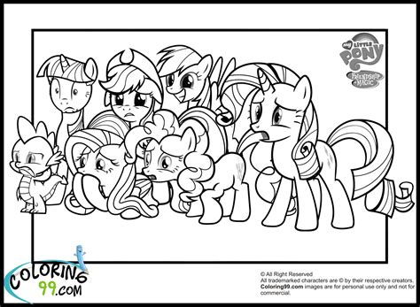 my little pony coloring pages friendship games my little pony coloring pages team colors