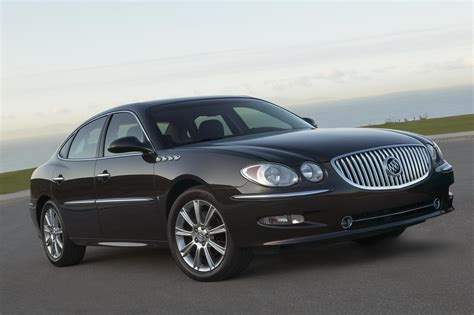 2008 buick lacrosse super top speed