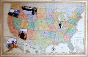 us map decor 6 clever travel inspired home decor ideas from a design