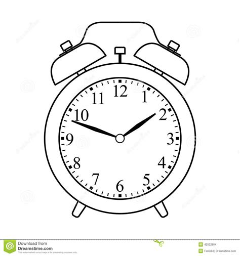 orologio clipart clock clipart outline pencil and in color clock clipart