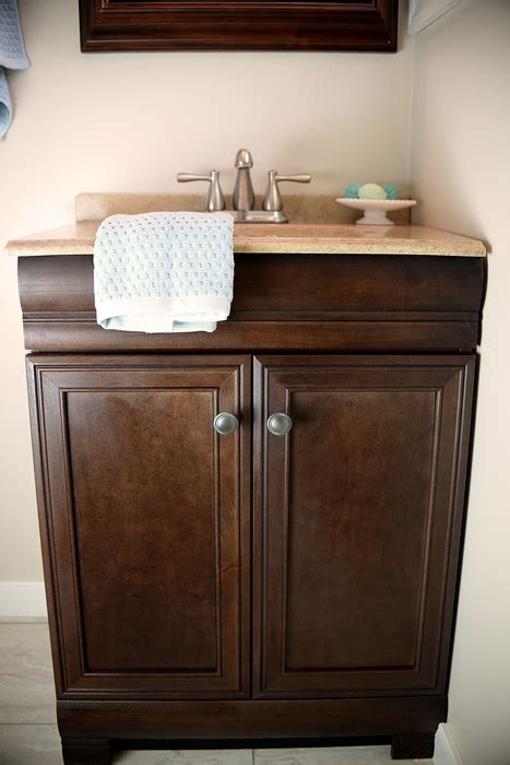 Bathroom Vanities Ri Follow This Flip Bathroom Before And After Living Rich On Lessliving Rich On Less