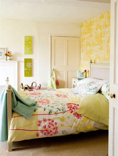 pretty wallpaper for bedroom beautiful bedroom design with floral wallpaper