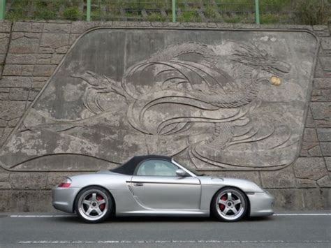 stanced porsche boxster image gallery stanced boxster