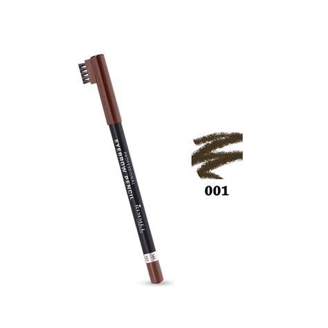 Pensil Alis Rimmel rimmel olovka za obrve eyebrow pencil 001 brown