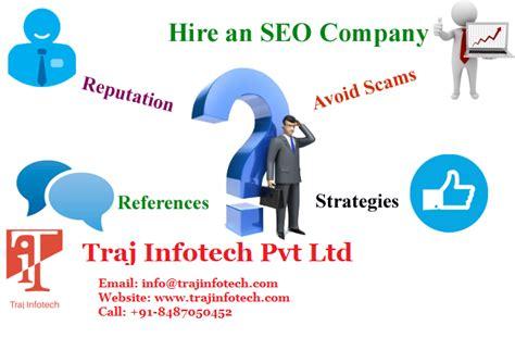 Seo Company 5 by Traj Infotech Advantages Of Hiring A Professional Seo