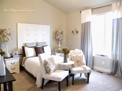 Guest Bedroom Makeover The Simple And Thrifty Way 1000 Images About Blogs Thrifty And Chic On