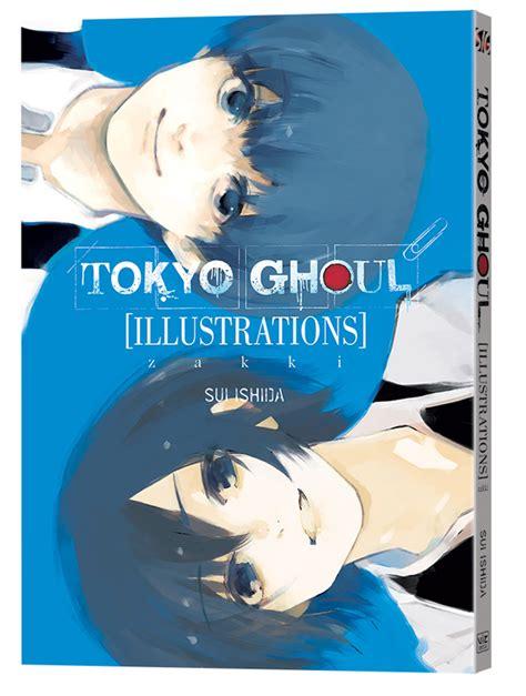 tokyo ghoul illustrations zakki viz brings zelda mangaka jojo pose more to nycc