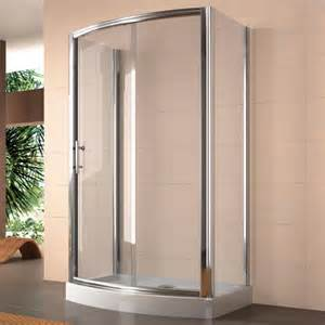 Free Standing Showers by 48 Quot X 34 Quot Rectangular Freestanding Shower Enclosure W