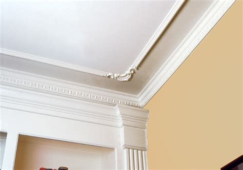 Corner Ceiling Molding classic panel molding and panels for ceiling and wall