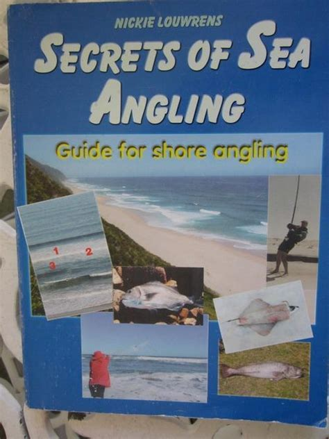 sea fishing for a practical book on fishing from shore rocks classic reprint books fishing books dvds secrets of sea angling nickie
