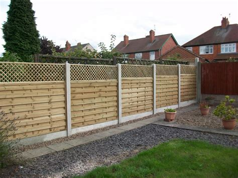 Fencing And Trellis 6 X 4 Square Horizontal 4