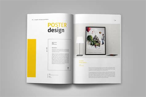 Graphic Design Portfolio Template Graphic Design Portfolio Template Free