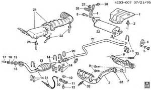 2003 Buick Century Exhaust System Diagram Buick Automatic Transmission Diagram Buick Free Engine