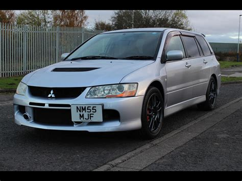 mitsubishi evo wagon 2005 mitsubishi evo 9 lancer wagon 6 speed manual