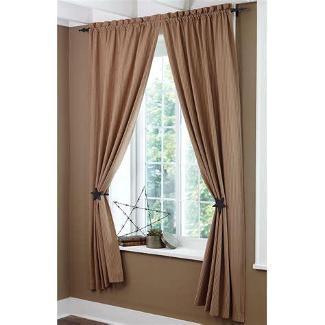 sturbridge black curtains sturbridge patch wine or black ticking drapery panels by