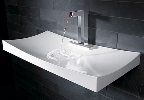 Kohler Waterfall Tub Faucet 10 Modern Washbasin Designs To Spruce Up Your Bathroom