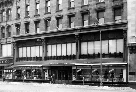 historic albany storefronts times union