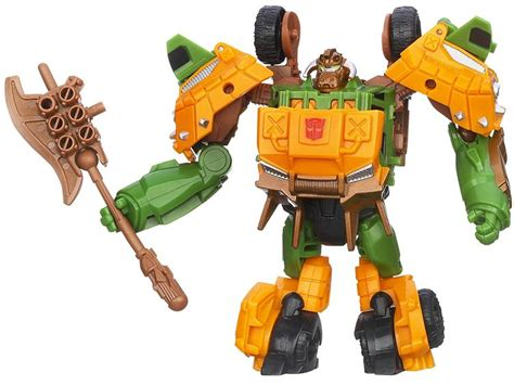 Beast Hunters Transformers Bulkhead Hasbro beast hunters deluxe cyberverse and kre o official images transformers news tfw2005
