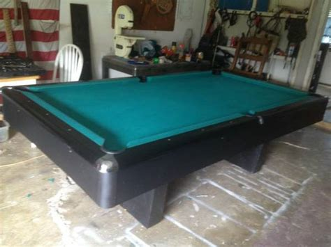 pool tables san antonio amf playmaster pool table espotted