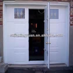 heat insulation garage doors with pedestrian door buy