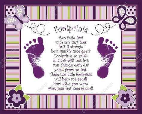 ways of the six footed classic reprint books best 25 footprints poem ideas on footprints