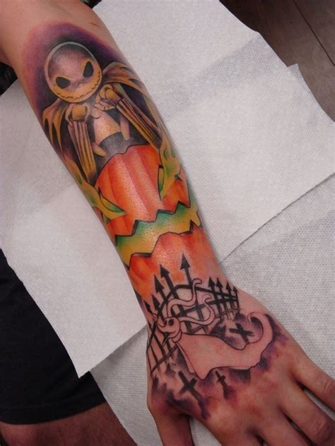 small nightmare before christmas tattoos 20 nightmare before tattoos you ll totally want