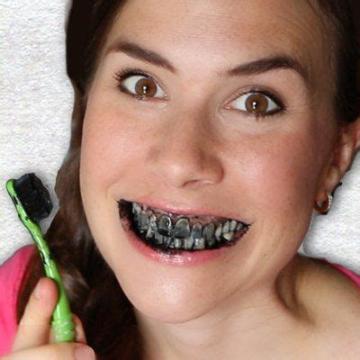 ideas  activated charcoal teeth  pinterest
