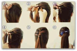 tutorial rambut kepang ala korea kristina s 10 jenis kepang ala korea