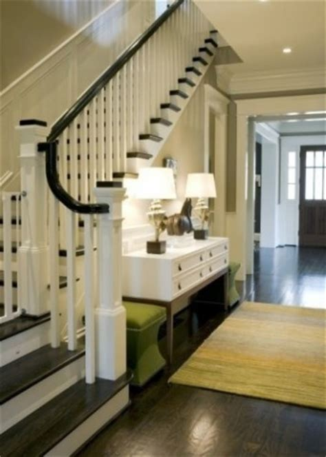 entryway stairs foyers how to spruce up your design jennifer brouwer