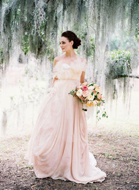 an alternative ivory 10 inspiring blush wedding