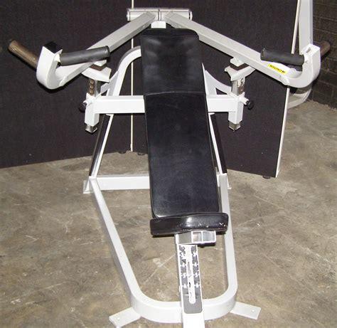 cybex incline bench plateloaded