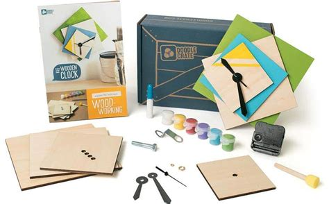 doodle crate best affordable trendy subscription box gift ideas for