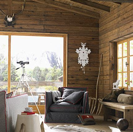 8 home decorating ideas to cure winter cabin fever vogue einrichtungsideen mobel chalet stil emejing