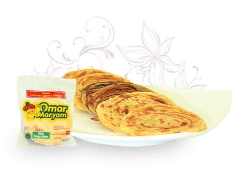 Roti Maryam Frozen Food maryam oleh2mama