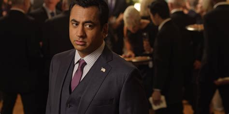 designated survivor kal penn who will play the new knight rider