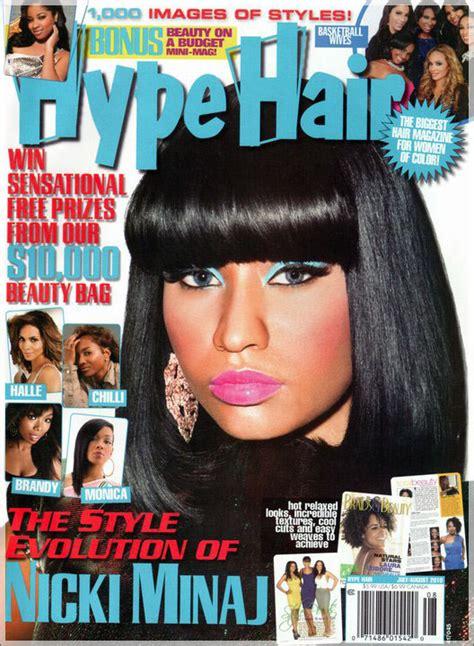 hype hair magazine photo gallery cuylediscpop nicki minaj hair