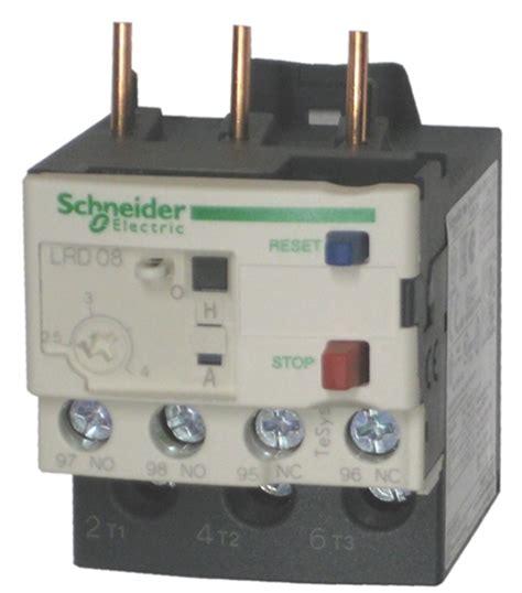 Harga Murah Termal Relay Schneider Lrd08 2 5 4a lrd08 schneider electric telemecanique relay