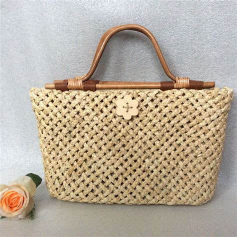 Geshilanxi Bag achetez en gros panier de paille sac en ligne 224 des grossistes panier de paille sac chinois