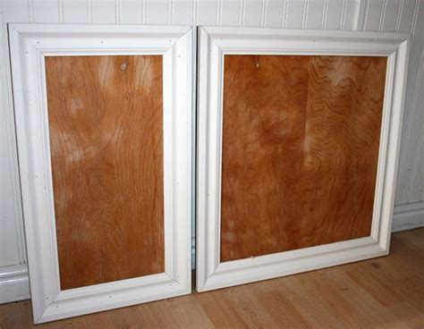how to cut down a cabinet door adding trim to existing plain kitchen cabinet doors this