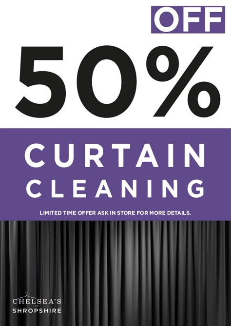 curtain dry cleaning offers dry cleaning offers chelsea s of shropshire two hour