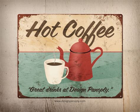 rusty vintage tin sign templates templates on creative