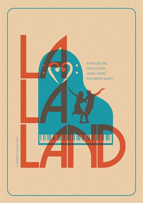 Plakat La La Land by La La Land Archives Home Of The Alternative Poster